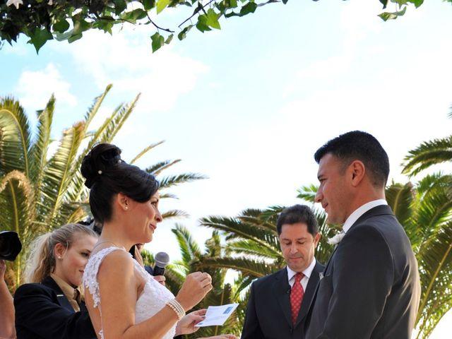 La boda de Hugo y Deborah en Adeje, Santa Cruz de Tenerife 6