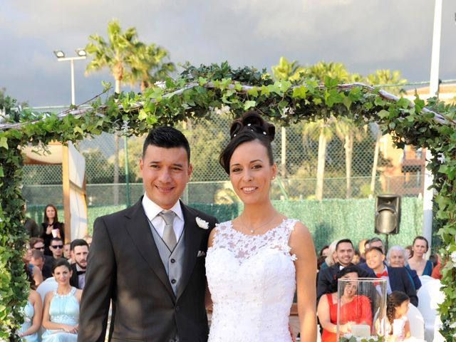 La boda de Hugo y Deborah en Adeje, Santa Cruz de Tenerife 8