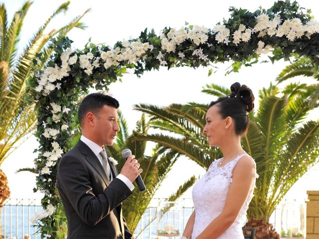 La boda de Hugo y Deborah en Adeje, Santa Cruz de Tenerife 9