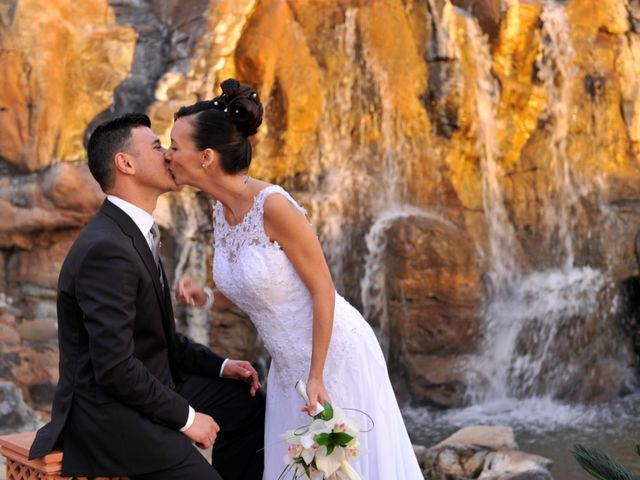 La boda de Hugo y Deborah en Adeje, Santa Cruz de Tenerife 12