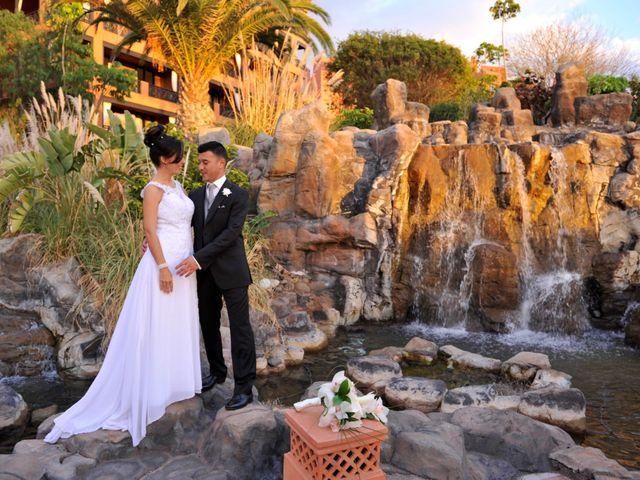 La boda de Deborah y Hugo