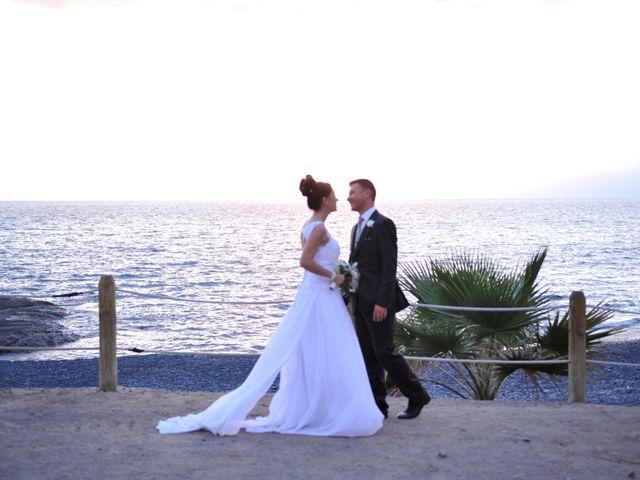 La boda de Hugo y Deborah en Adeje, Santa Cruz de Tenerife 16