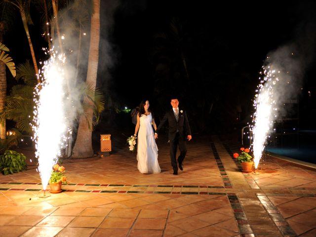 La boda de Hugo y Deborah en Adeje, Santa Cruz de Tenerife 17