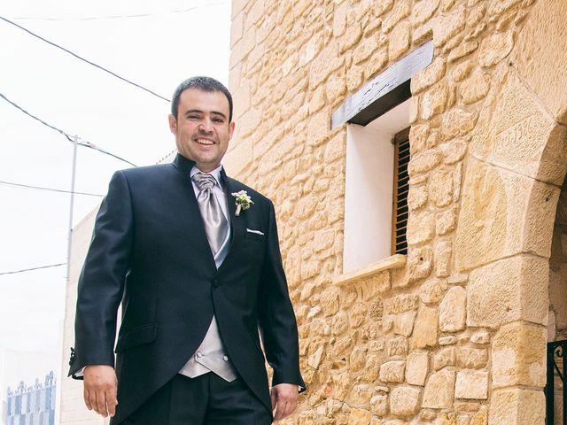 La boda de Oscar y Mercé en Horta De Sant Joan, Tarragona 3