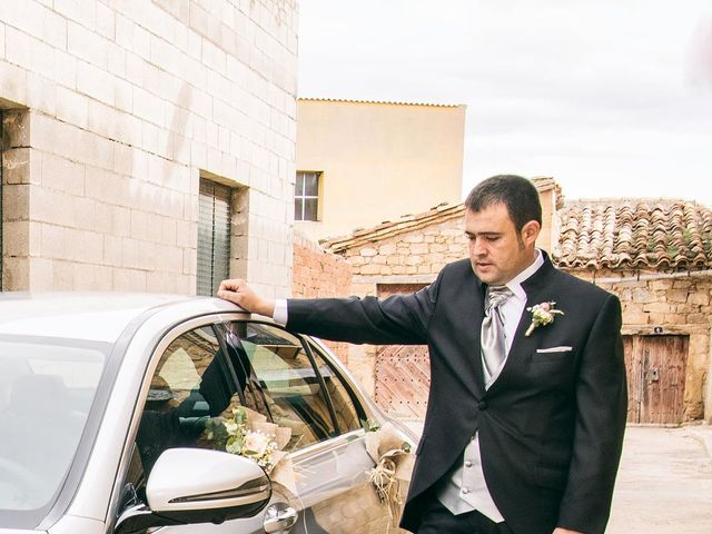 La boda de Oscar y Mercé en Horta De Sant Joan, Tarragona 4