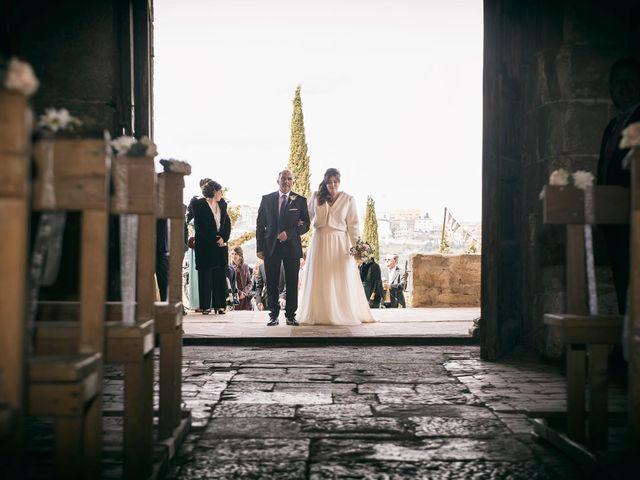 La boda de Oscar y Mercé en Horta De Sant Joan, Tarragona 1