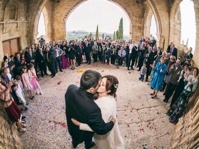 La boda de Oscar y Mercé en Horta De Sant Joan, Tarragona 12