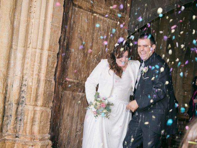 La boda de Oscar y Mercé en Horta De Sant Joan, Tarragona 2