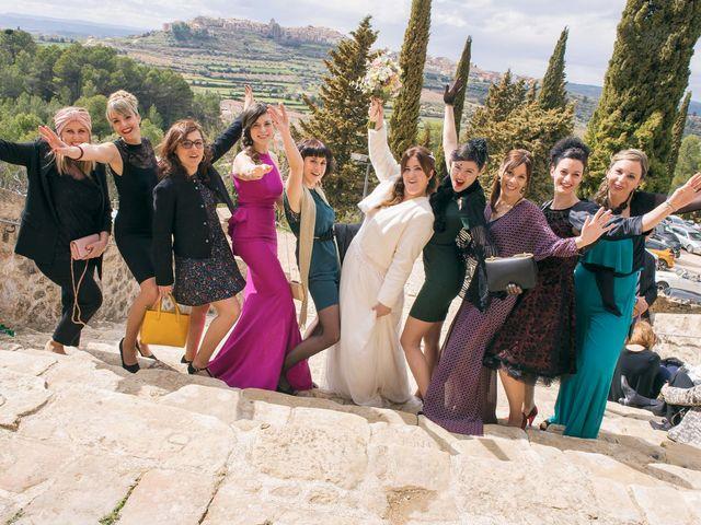 La boda de Oscar y Mercé en Horta De Sant Joan, Tarragona 13