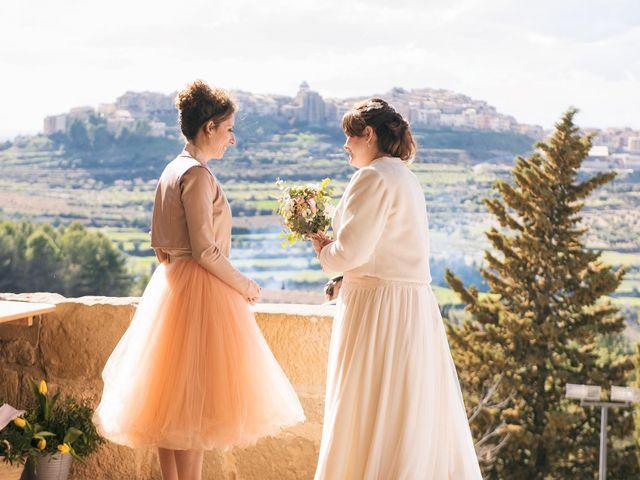 La boda de Oscar y Mercé en Horta De Sant Joan, Tarragona 14