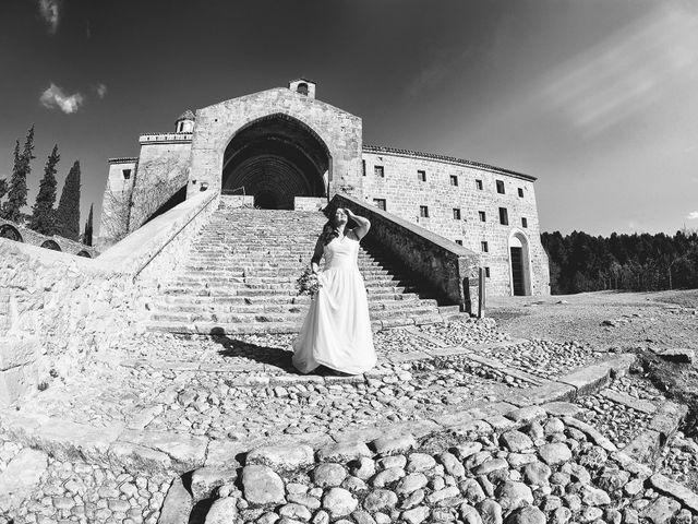 La boda de Oscar y Mercé en Horta De Sant Joan, Tarragona 15
