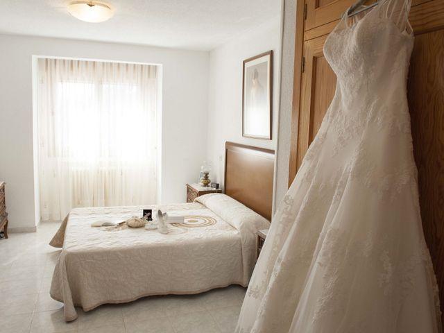 La boda de Juanjo y Aurora en El Escorial, Madrid 2
