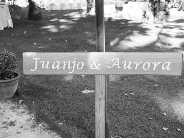 La boda de Juanjo y Aurora en El Escorial, Madrid 6