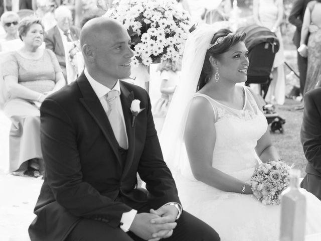 La boda de Juanjo y Aurora en El Escorial, Madrid 12