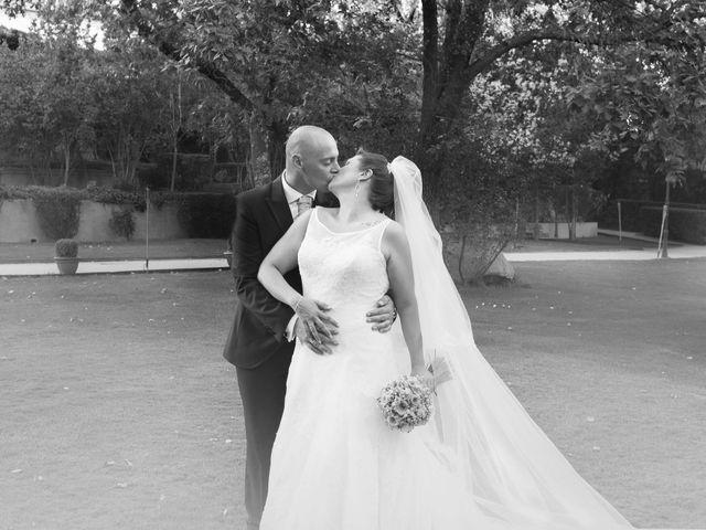 La boda de Juanjo y Aurora en El Escorial, Madrid 15