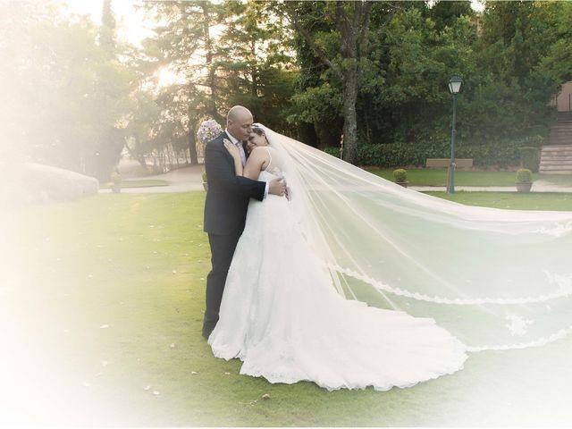 La boda de Juanjo y Aurora en El Escorial, Madrid 17