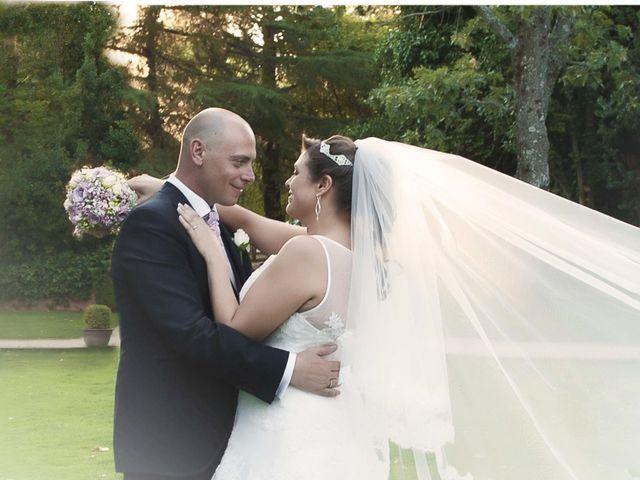 La boda de Juanjo y Aurora en El Escorial, Madrid 18