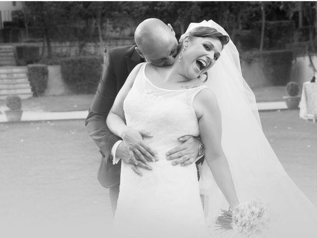 La boda de Juanjo y Aurora en El Escorial, Madrid 19