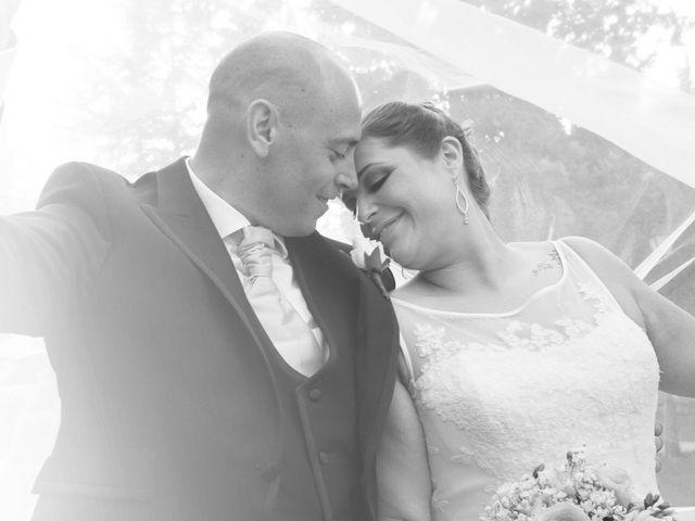 La boda de Juanjo y Aurora en El Escorial, Madrid 21