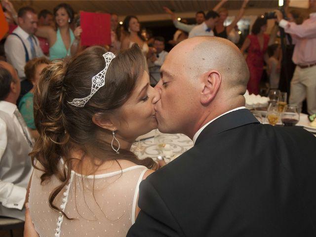 La boda de Juanjo y Aurora en El Escorial, Madrid 24