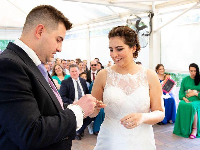 La boda de Marcos y Silvia en Madrid, Madrid 2