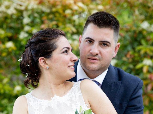 La boda de Marcos y Silvia en Madrid, Madrid 5