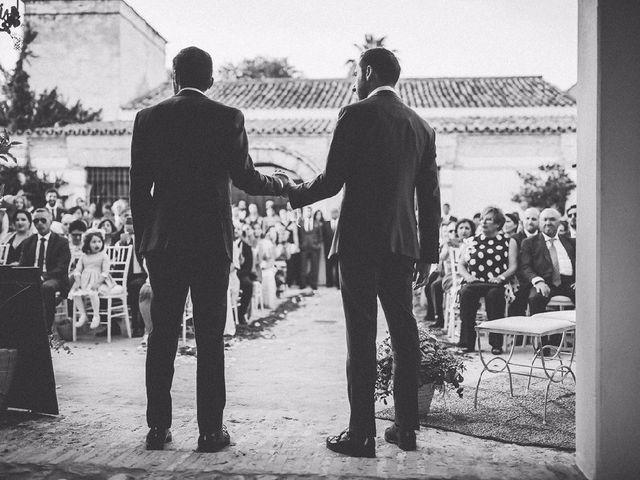 La boda de Jesus y David en Espartinas, Sevilla 2