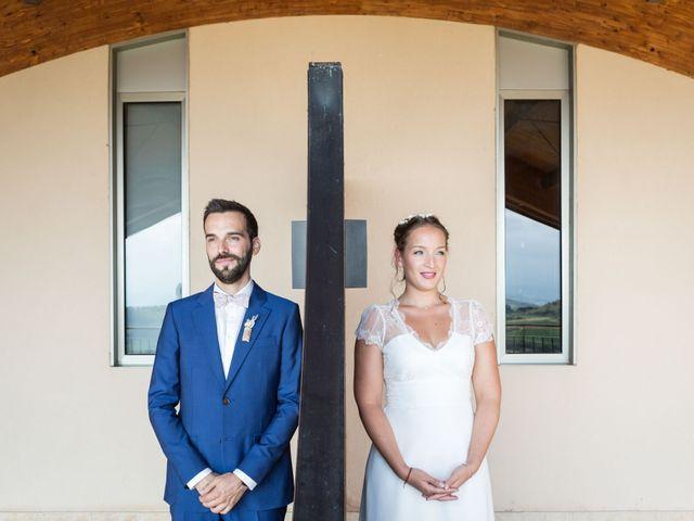 La boda de Alberto y Anäis en Paganos, Álava 31