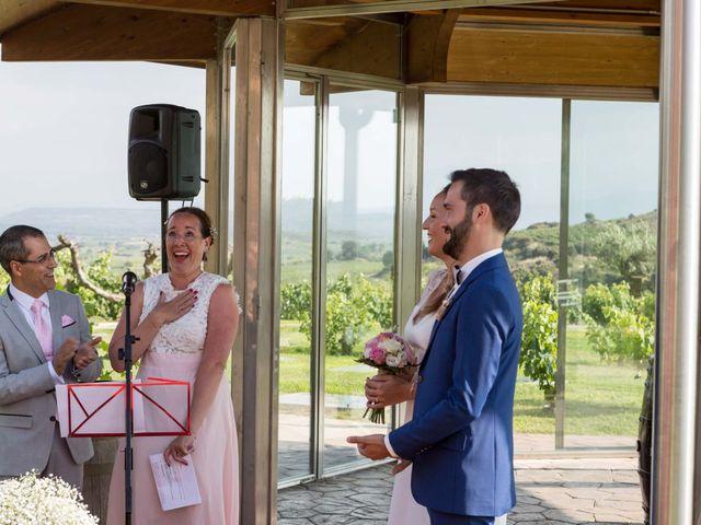 La boda de Alberto y Anäis en Paganos, Álava 43