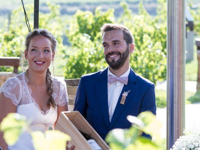 La boda de Alberto y Anäis en Paganos, Álava 52