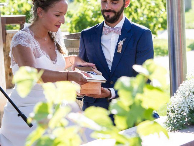 La boda de Alberto y Anäis en Paganos, Álava 54