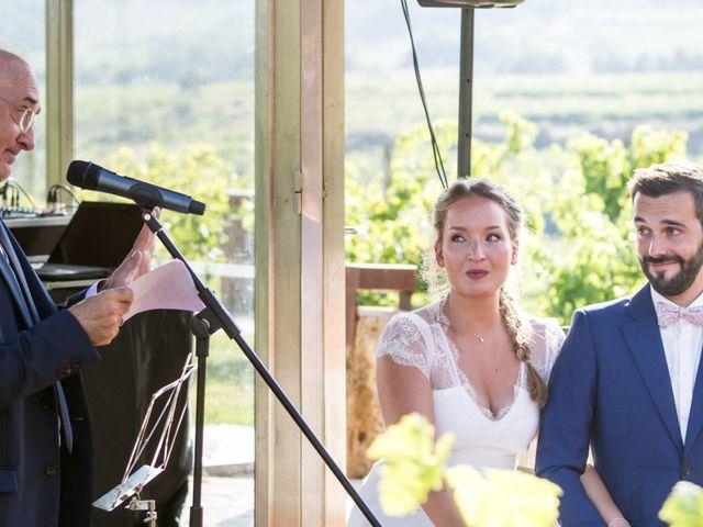 La boda de Alberto y Anäis en Paganos, Álava 58