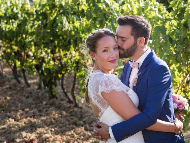 La boda de Alberto y Anäis en Paganos, Álava 1