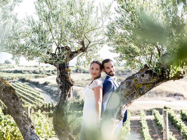 La boda de Alberto y Anäis en Paganos, Álava 71
