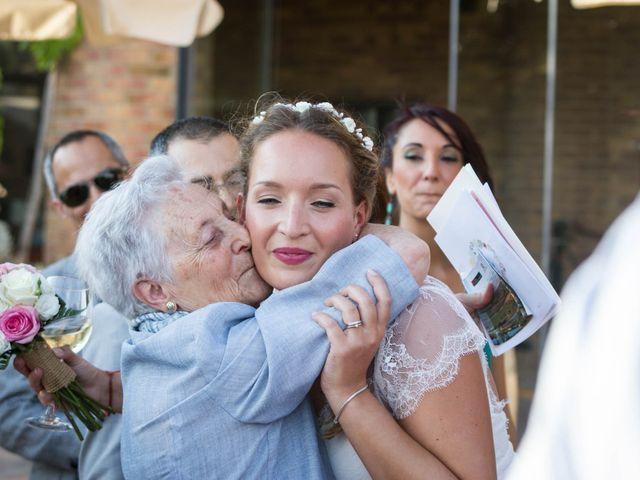La boda de Alberto y Anäis en Paganos, Álava 93