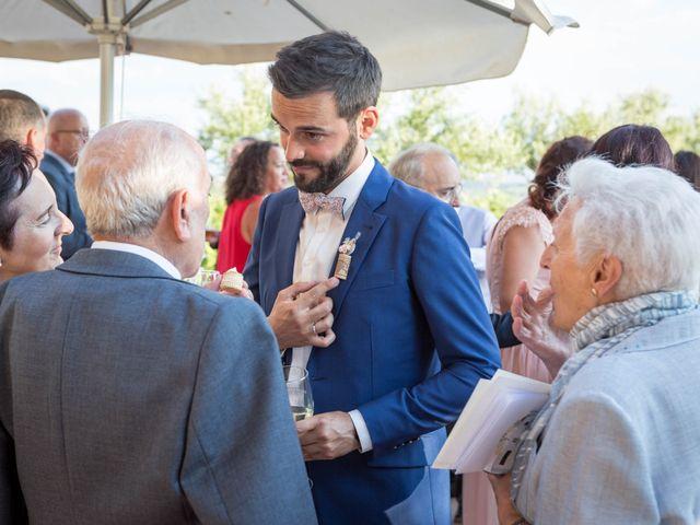 La boda de Alberto y Anäis en Paganos, Álava 96