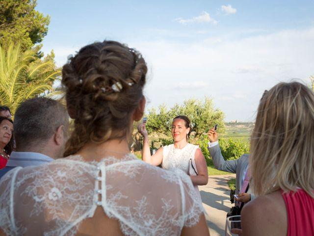 La boda de Alberto y Anäis en Paganos, Álava 98