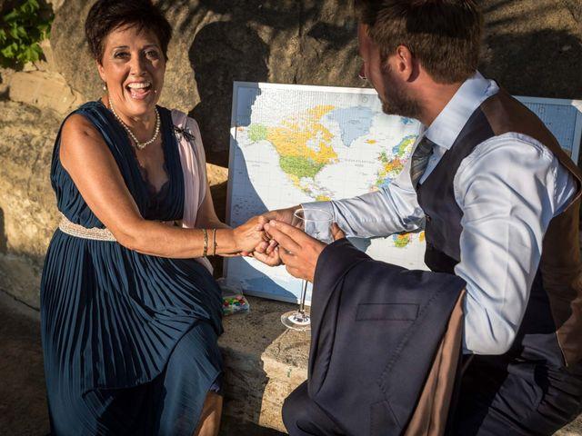 La boda de Alberto y Anäis en Paganos, Álava 101