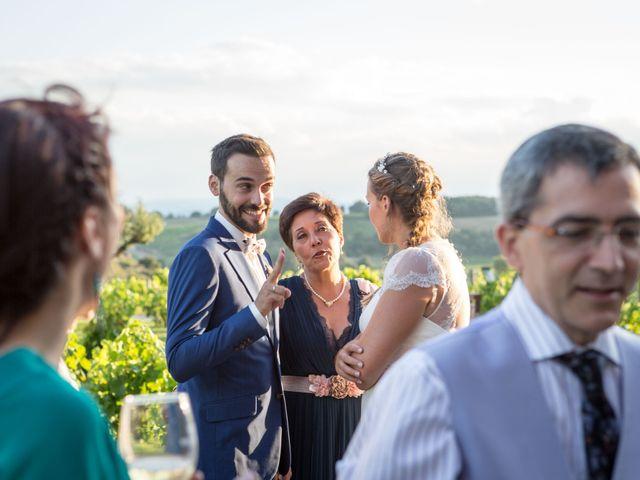 La boda de Alberto y Anäis en Paganos, Álava 109