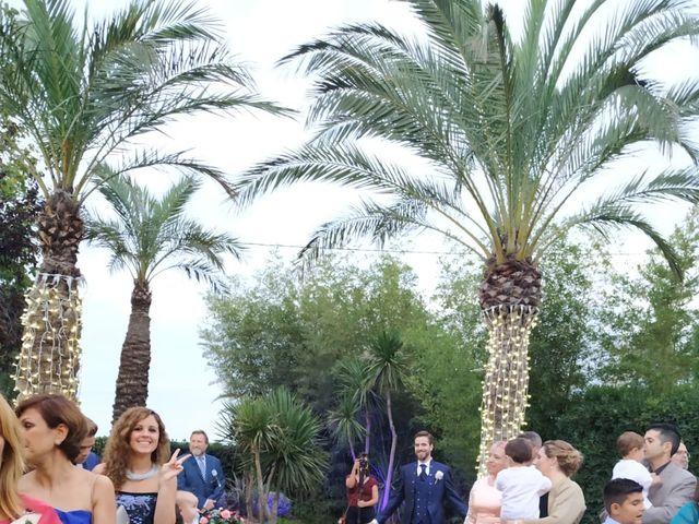 La boda de Eric y Juani en Castelló/castellón De La Plana, Castellón 4