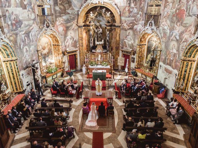 La boda de Ramsés y Marina en Madrid, Madrid 13