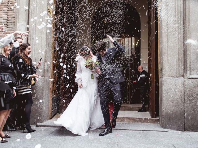 La boda de Ramsés y Marina en Madrid, Madrid 16