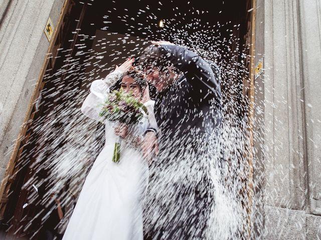 La boda de Ramsés y Marina en Madrid, Madrid 17