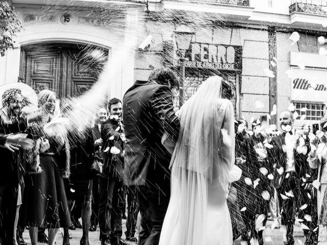 La boda de Ramsés y Marina en Madrid, Madrid 18