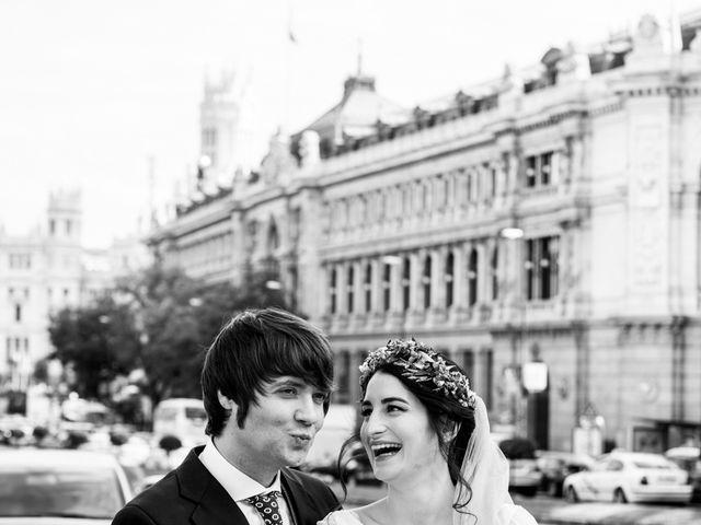 La boda de Ramsés y Marina en Madrid, Madrid 19