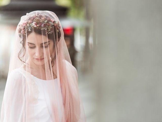 La boda de Ramsés y Marina en Madrid, Madrid 20