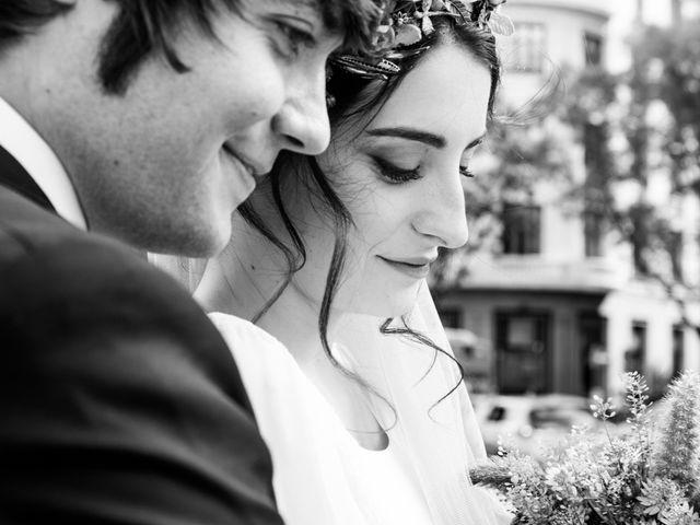La boda de Ramsés y Marina en Madrid, Madrid 21