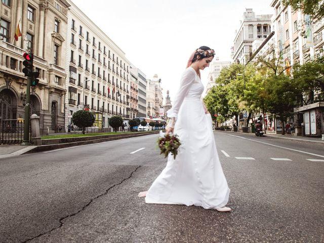 La boda de Ramsés y Marina en Madrid, Madrid 2