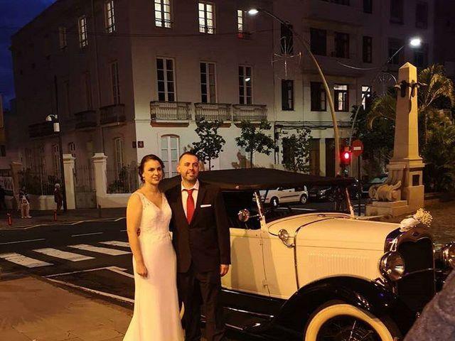 La boda de Gilberto y Laura en Santa Cruz De Tenerife, Santa Cruz de Tenerife 1