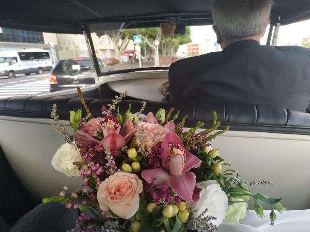 La boda de Gilberto y Laura en Santa Cruz De Tenerife, Santa Cruz de Tenerife 2